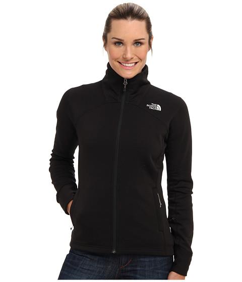 The North Face - Momentum Pro Jacket (TNF Black/TNF Black) Women's Jacket