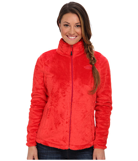 The North Face - Osito 2 Jacket (Rambutan Pink) Women's Coat