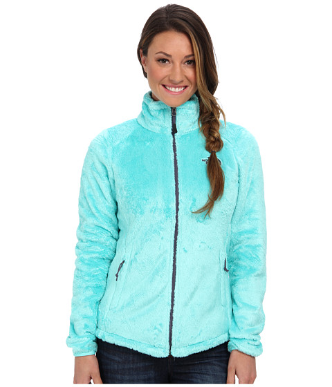The North Face - Osito 2 Jacket (Mint Blue) Women's Coat