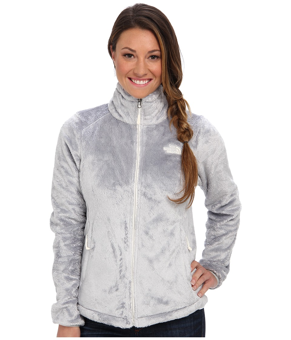 The North Face - Osito 2 Jacket (High Rise Grey) Women's Coat