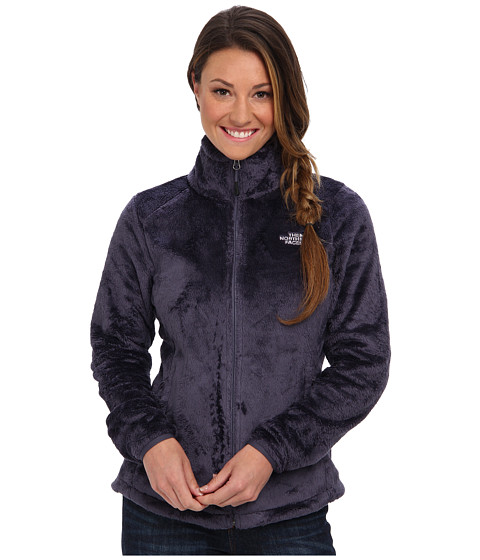 The North Face - Osito 2 Jacket (Greystone Blue) Women