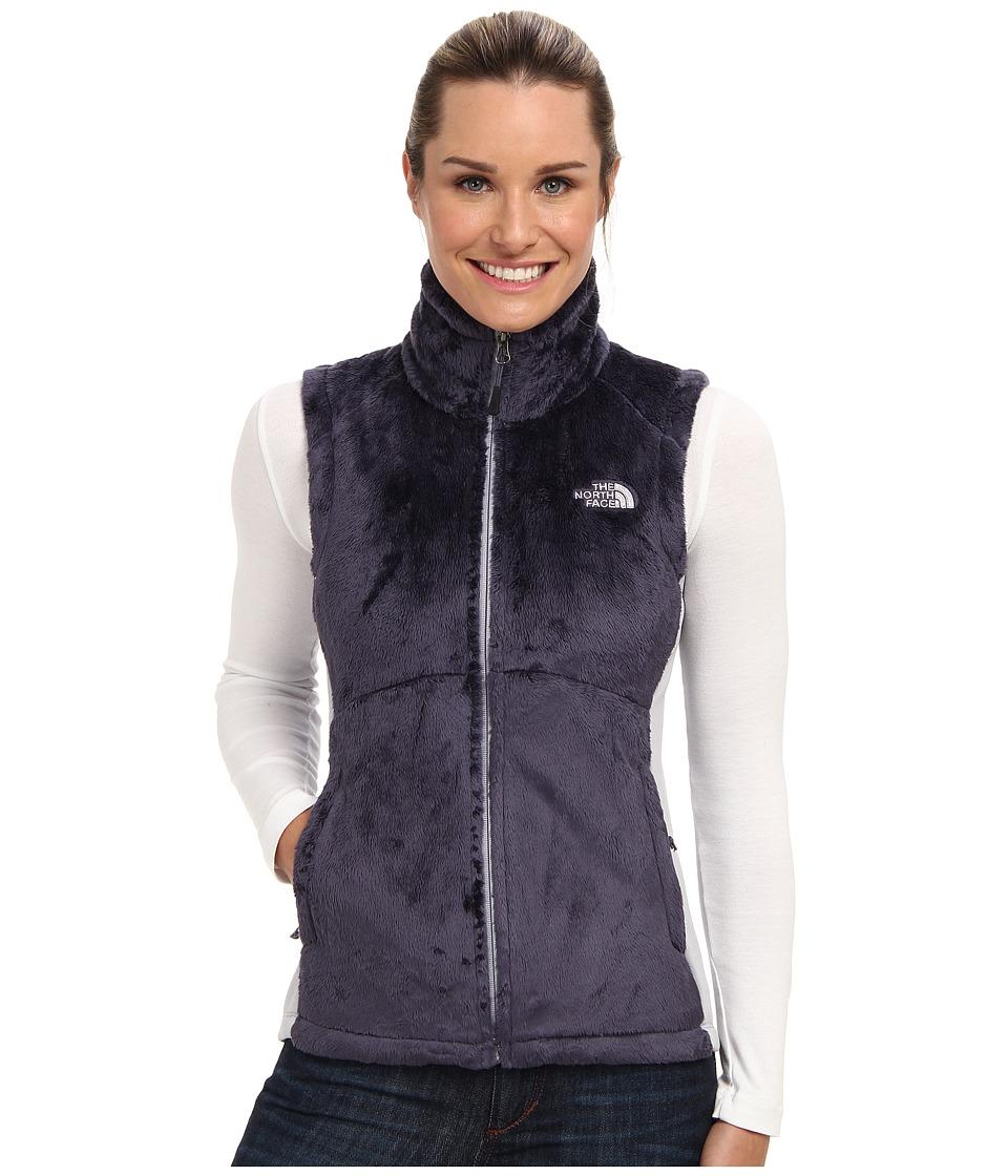 The North Face - Osito Vest (Greystone Blue/Dapple Grey) Women