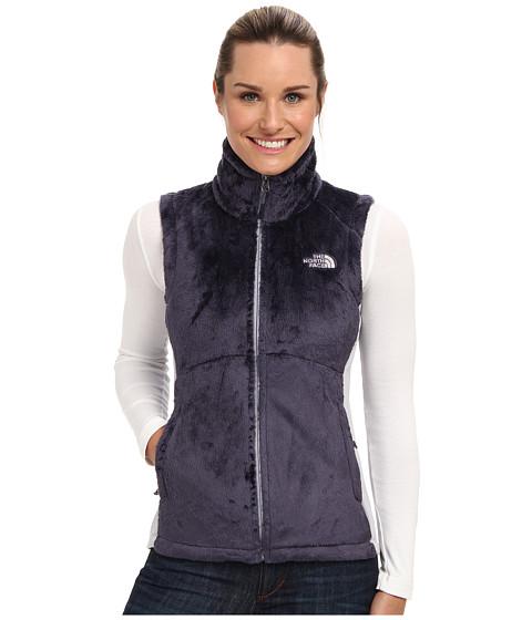 The North Face - Osito Vest (Greystone Blue/Dapple Grey) Women's Vest