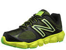 New Balance Kids K4090 (Little Kid) (Black/Green)