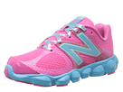 New Balance Kids K4090 (Little Kid) (Pink/Blue)