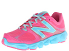 New Balance Kids K4090 (Big Kid) (Pink/Blue)