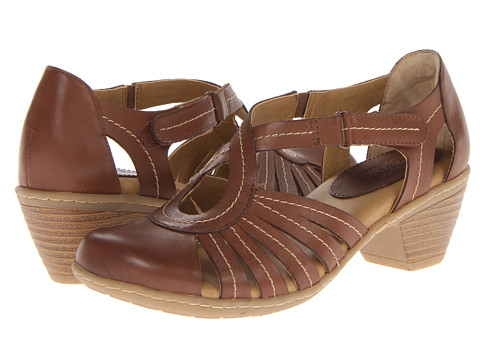 Softspots - Sally (Mocha) Women's Shoes
