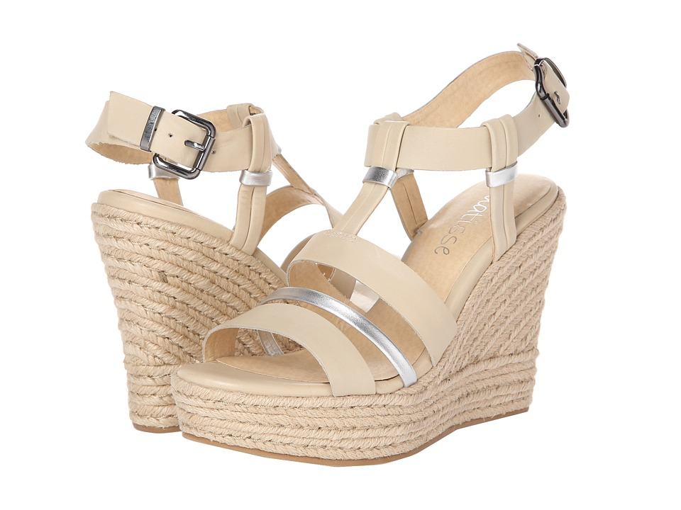 Matisse - Regal (Natural) Women's Wedge Shoes
