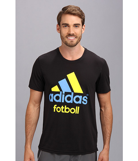 adidas - Ultimate S/S Tee JEX7ADD (Black) Men's T Shirt