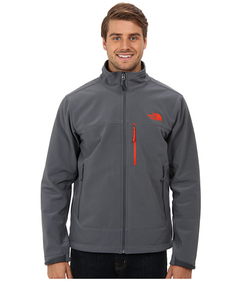The North Face - Apex Bionic Jacket (Vanadis Grey/Vanadis Grey) Men's Coat
