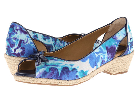 Softspots - Aden (Blue/Poseidon Blue) Women's Shoes