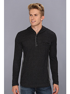SALE! $19.64 - Save $40 on Fox Rebound L S Knit Hoodie (Black) Apparel - 66.99% OFF $59.50