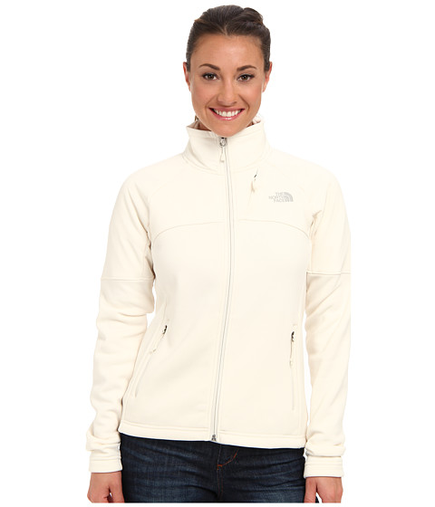 The North Face - Momentum 300 Pro Jacket (Gardenia White/Gardenia White) Women's Coat