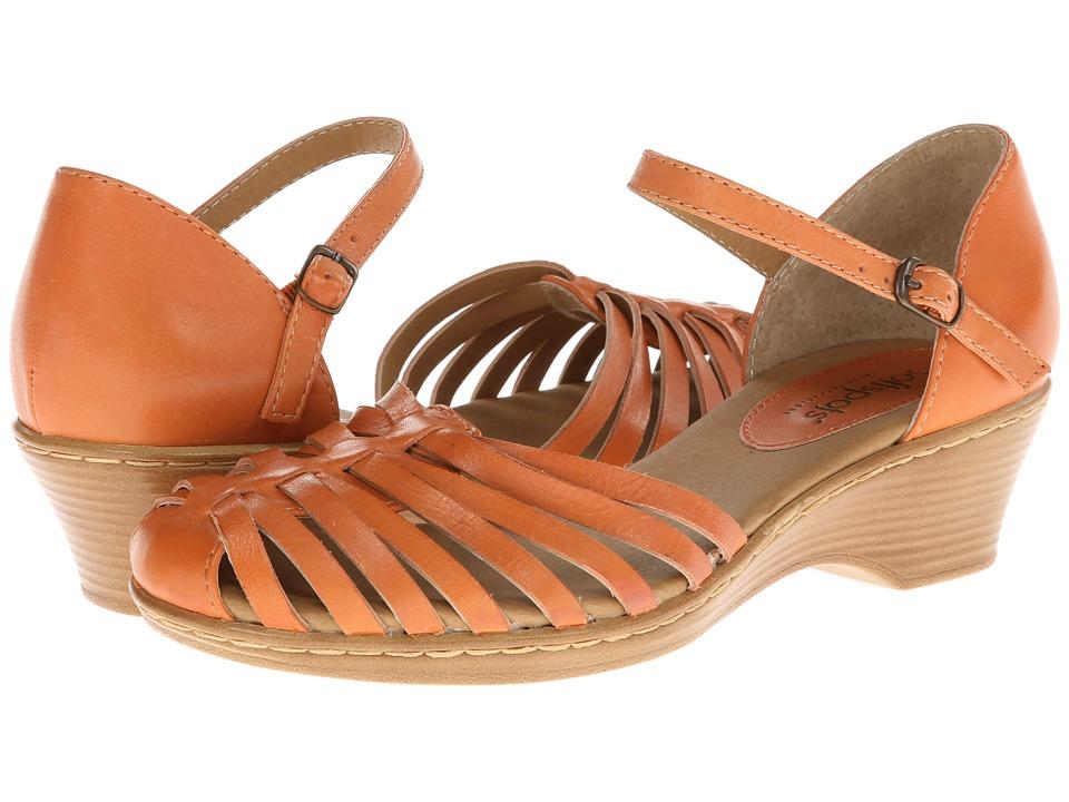 Softspots - Tatianna (Orange M-Vege) Women