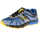 New Balance Kids KJ890 (Little Kid) (Blue/Black)