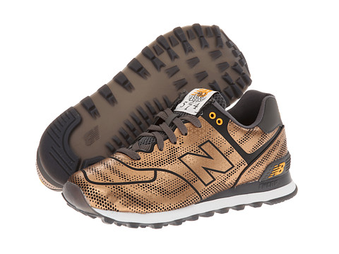 594e30dc96ed ... UPC 888098771442 product image for New Balance Classics Alpha 574 -  Tropical Fish (Bronze) ...