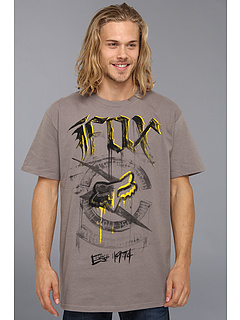 SALE! $11 - Save $11 on Fox Basket Case S S Tee (Dark Grey) Apparel - 50.00% OFF $22.00