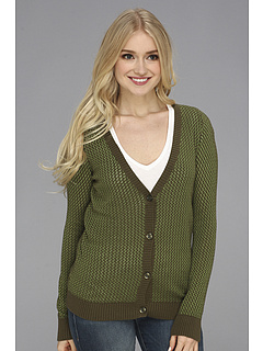 SALE! $21.99 - Save $38 on Volcom Joy Ride Cardigan (Military) Apparel - 63.04% OFF $59.50