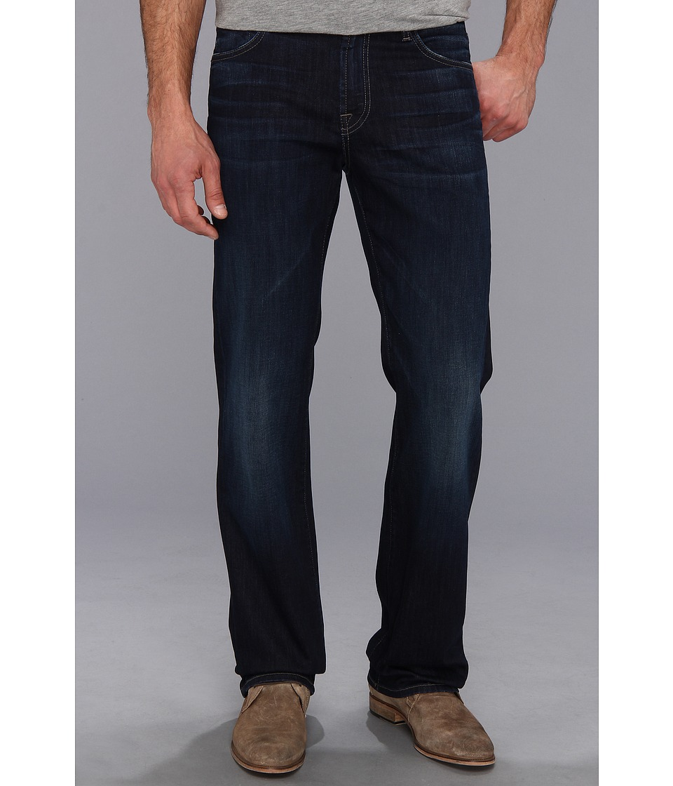 7 For All Mankind - Luxe Performance Austyn Relaxed Straight in Angeleno Hills (Angeleno Hills) Men's Jeans