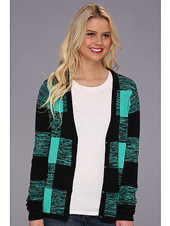 SALE! $29.99 - Save $30 on Volcom Motley Cardigan (Black) Apparel - 49.60% OFF $59.50