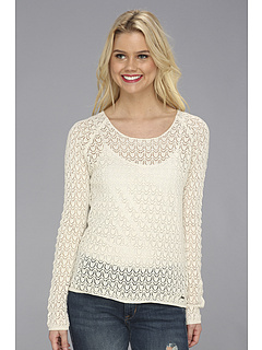 SALE! $24.99 - Save $40 on Volcom Metallic Sweater (Cream) Apparel - 61.55% OFF $65.00