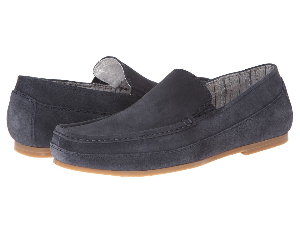 Lumiani International Collection - Corsa (Ink Suede) Men