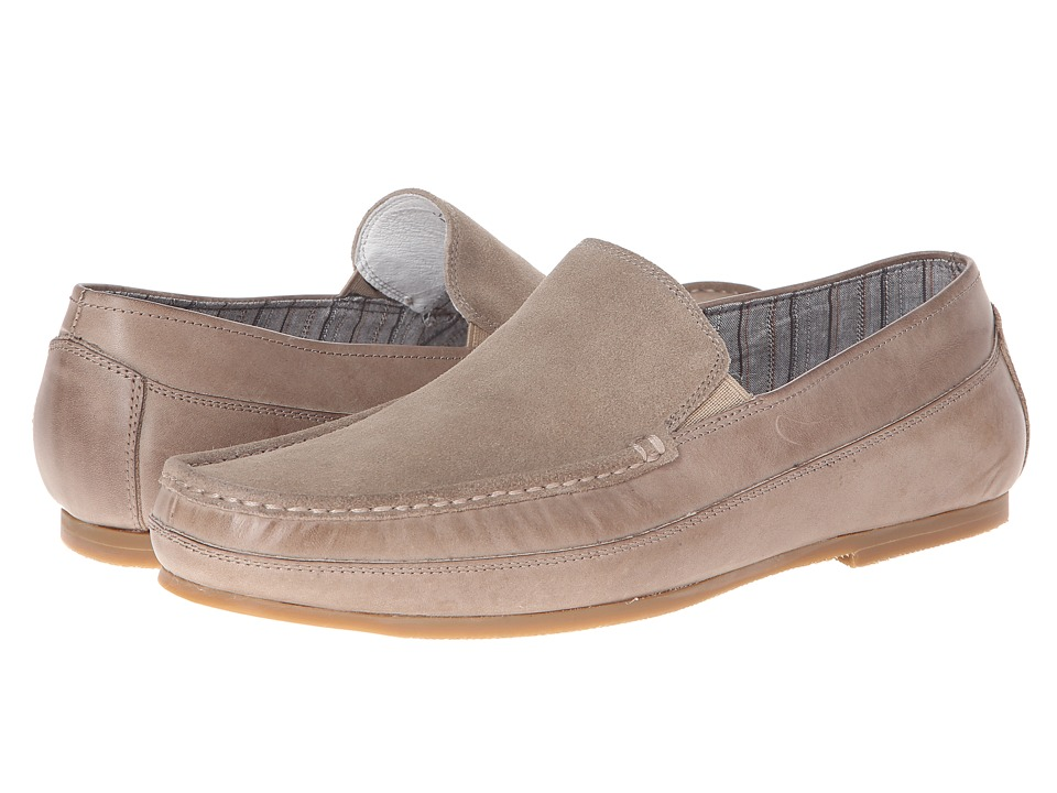 Lumiani International Collection - Corsa (Mushroom) Men's Slip on Shoes