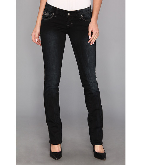 Antique Rivet - Nicole Jeans in Rebel/Black Stw (Rebel/Black STW) Women's Jeans