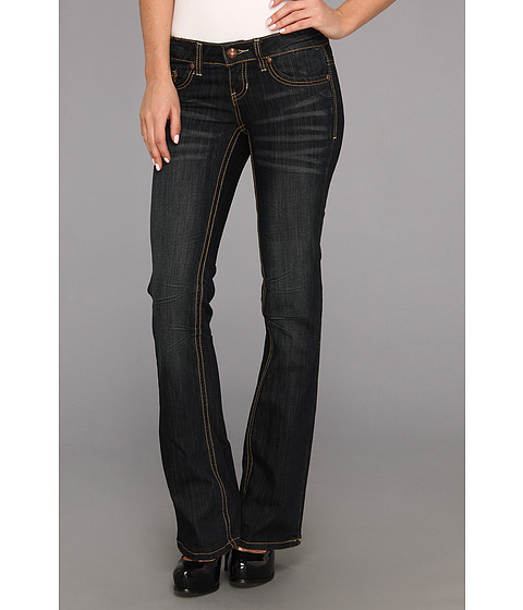 Antique Rivet - Dina Boot Cut Jeans in Venice (Venice) Women's Jeans