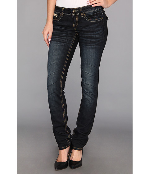 Antique Rivet - Sonia Jeans in Madison (Madison) Women's Jeans