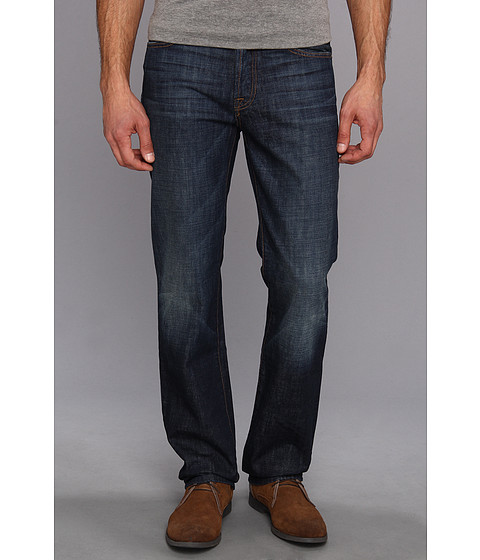 7 For All Mankind - Standard Straight in Route 77 (Route 77) Men's Jeans