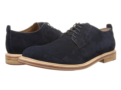JD Fisk - Chandlar (Navy) Men's Lace up casual Shoes
