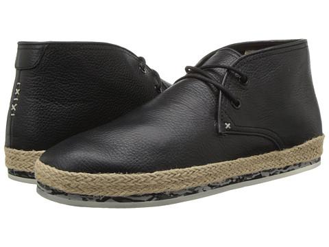 JD Fisk - Edmond (Black) Men's Lace-up Boots