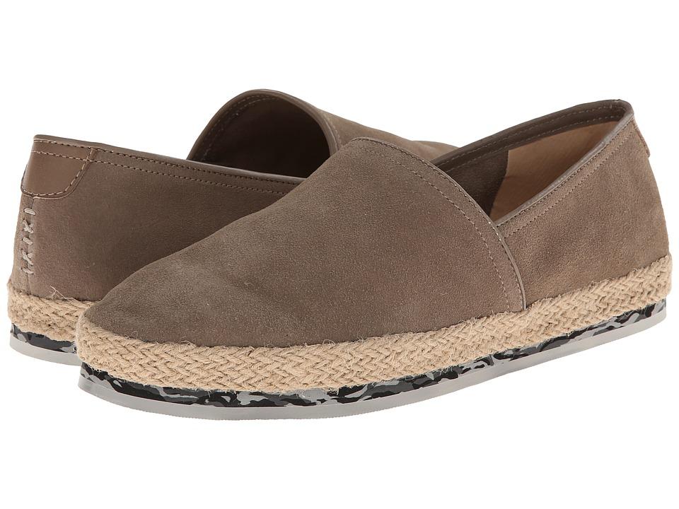 JD Fisk - Elian (Light Taupe) Men's Slip on Shoes