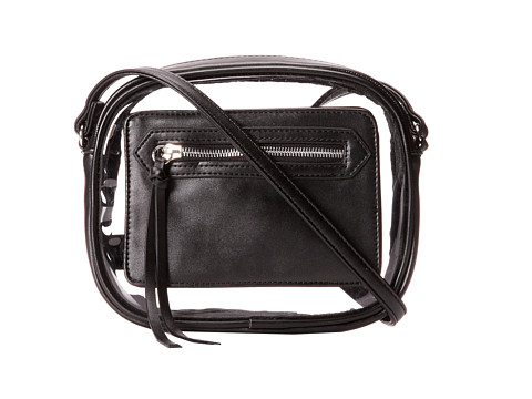 BCBGeneration - Jelly Crossbody (Black Combo) Cross Body Handbags