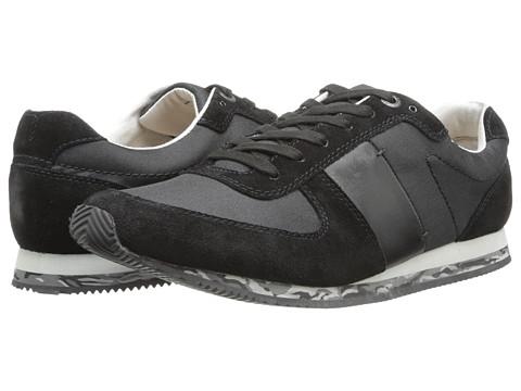 JD Fisk - Joel (Black) Men's Lace up casual Shoes