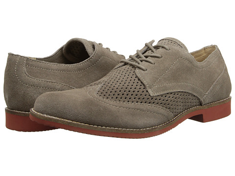 JD Fisk - Seeley (Light Taupe) Men's Lace up casual Shoes