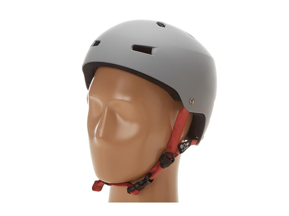 Bern - Macon Skate (Matte Grey) Skateboard Helmet