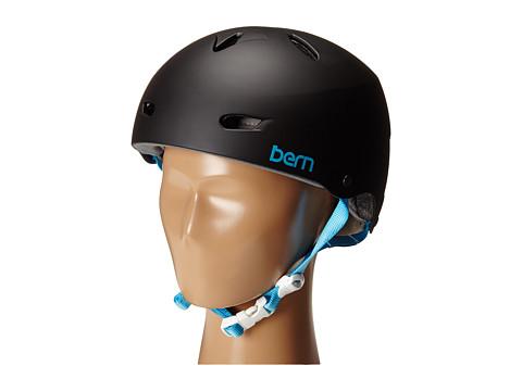 Bern - Brighton Skate (Matte Black) Skateboard Helmet
