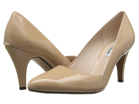 Clarks - Dalhart Chest (Nude Patent) High Heels