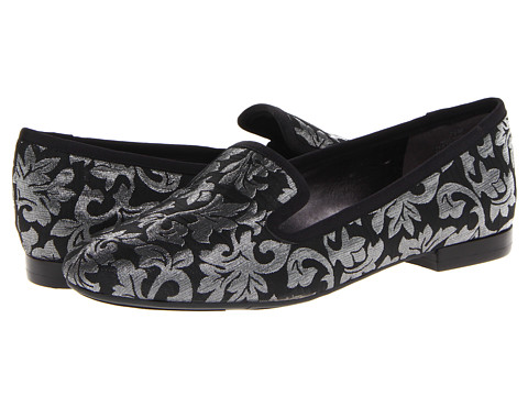 Shop Nine West online and buy Nine West Lavalu Simu-Black Fabric Shoes - Nine West - Lavalu (Simu/Black Fabric) - Footwear: You'll be the talk of the office with these chic and stylish Lavalu loafers! ; Easy slip-on wear. ; Available in a variety of uppers. ; Man-made lining. ; Lightly cushioned man-made footbed. ; Man-made sole. ; Imported. Measurements: ; Heel Height: 1 2 in ; Weight: 6 oz ; Product measurements were taken using size 7.5, width M. Please note that measurements may vary by size.