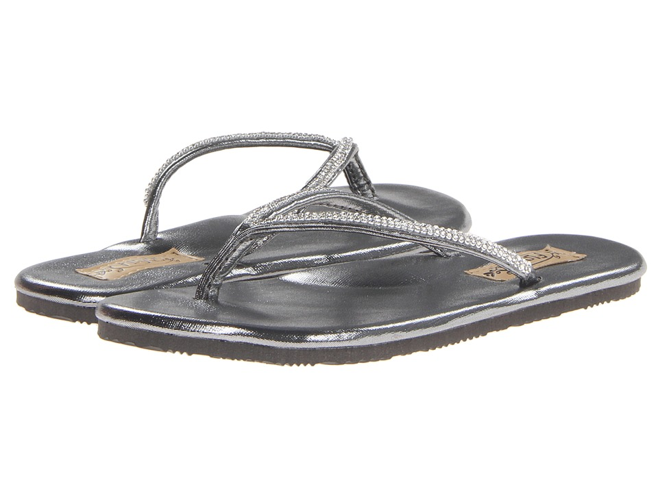 Flojos - Celine (Pewter) Women's Sandals