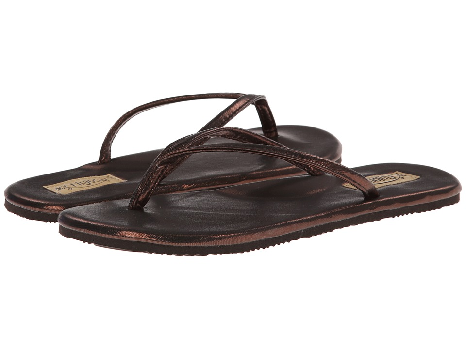 Flojos - Gracie (Bronze) Women's Sandals