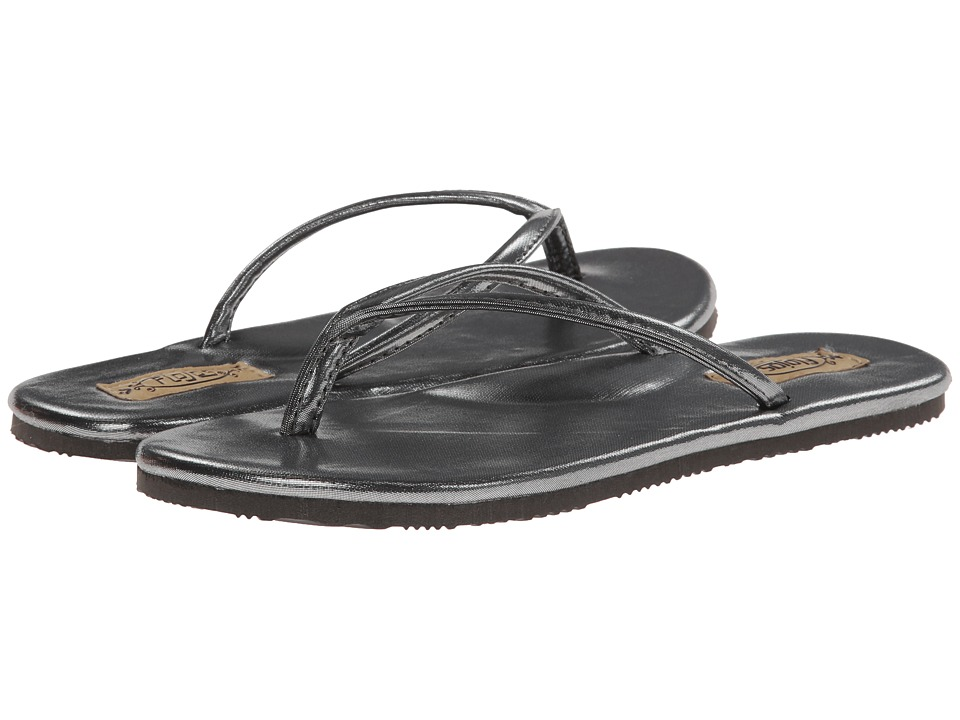 Flojos - Gracie (Pewter) Women's Sandals