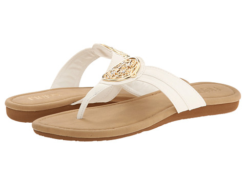 Flojos - Clara (White) Women's Sandals