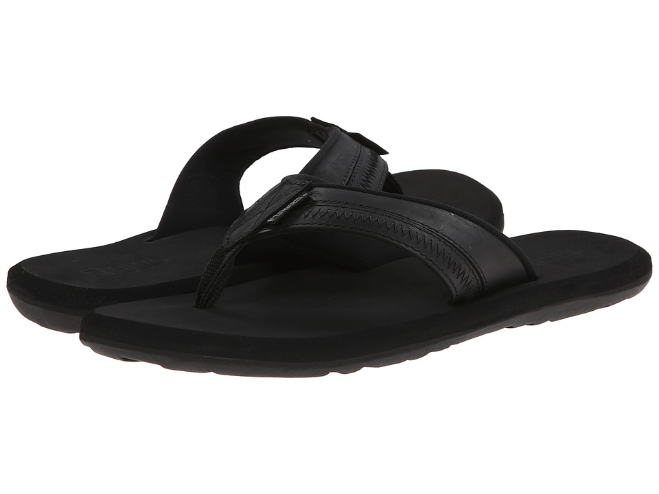 Flojos - Grove (Black) Men's Sandals