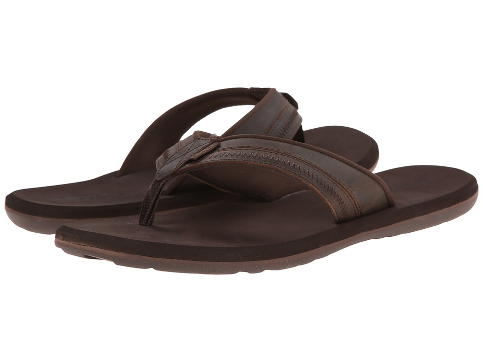 Flojos - Grove (Brown) Men's Sandals