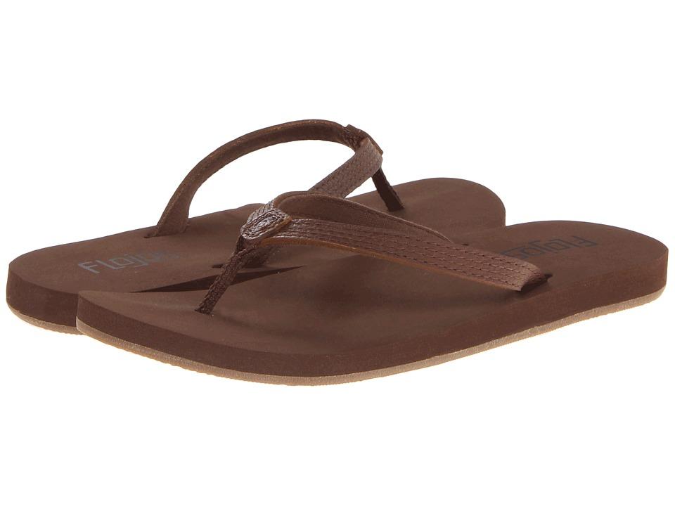 Flojos - Darci (Rum) Women's Sandals