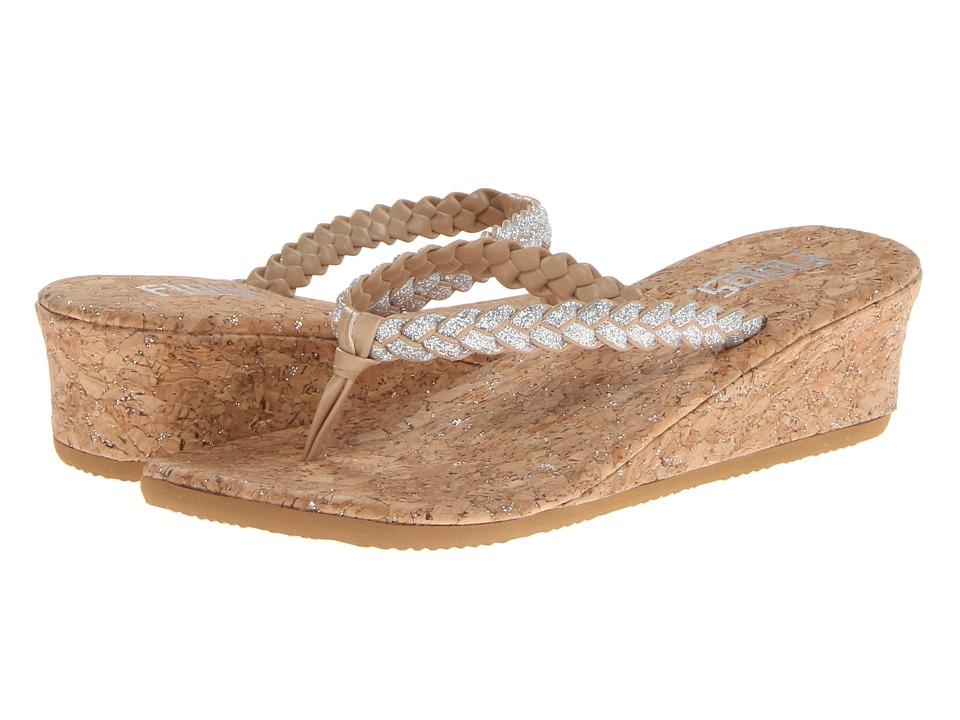 Flojos - Hannah (Silver) Women's Sandals