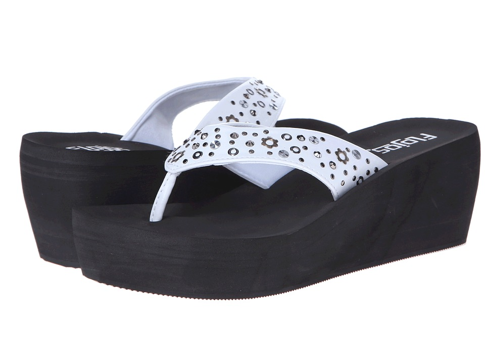 Flojos - Rudy (White) Women's Sandals